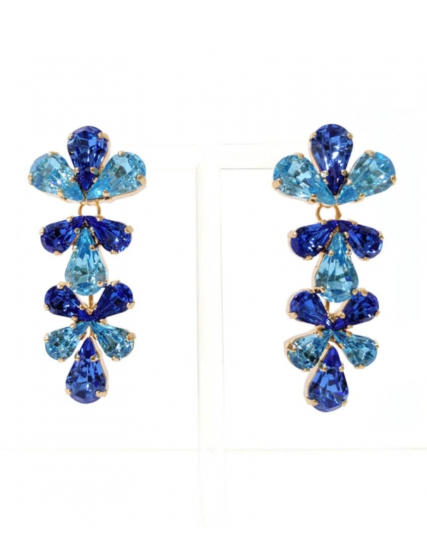 Earrings Capri Blu Marine...