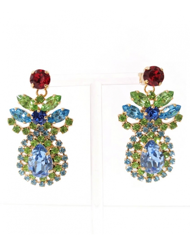 Earrings Capri Fesh Fruit...