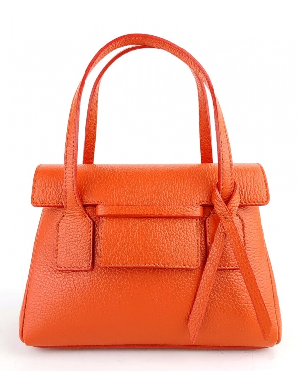 Gina Orange Mini Bag