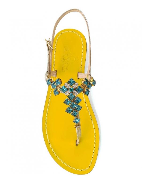 Capri Square SG Jeweled...