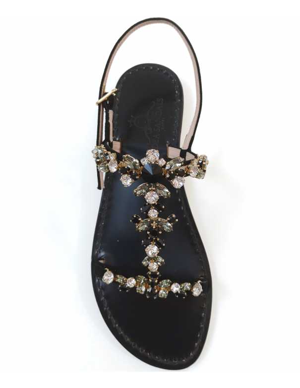 Scopolo H Black SB sandals