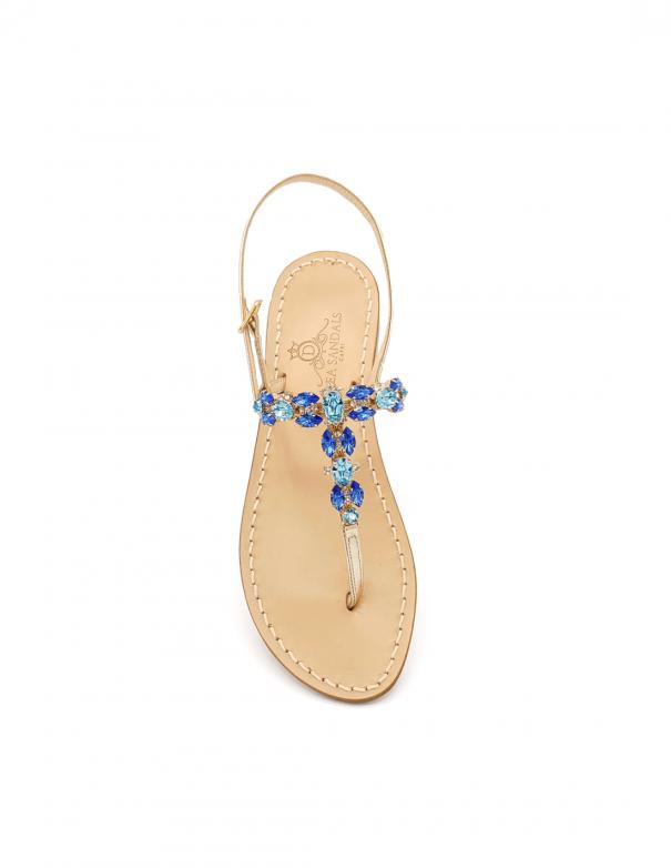 Sandali Pizzolungo Blue